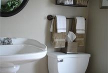 Bathroom Ideas / by Karen Fenner