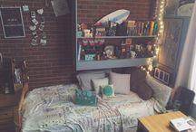 Uni Room Ideas