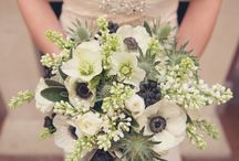 Hayley and Ian / Ideas for wedding flowers