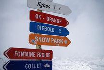 Skiing : Life is a ski slope / #Ski #skiing #snow #slopes #vintage #ski #skipass #liftpass #savethedate  #skiwedding #skicard #wedding #weddingcard #skimap #skiphoto #skiaccessories etc / by Marchien Pint