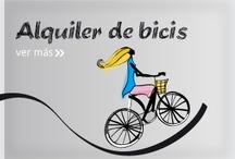Alquiler de bicicletas en Madrid / Alquiler de bicicletas en Madrid. Alquila una bici y ve a tu aire por madrid. www.motoandgo.es