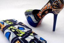 chaussures et pochettes