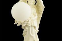 Garden Angels Statues