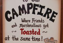 My Favorite: Camping!