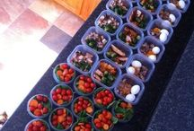 His&HER Prep / Weekly prep and easy dinners while I'm in nursing school  / by Elise Miller-Dupuy