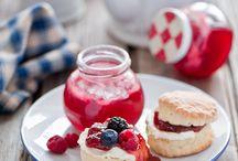 savory and sweet breakfast