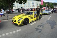 24h-Spa 2015 / Did not finish with GT Russian Racing Team Mercedes Benz SLS AMG GT3