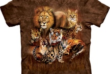 Big Face Cat T-Shirts / This is the collection of the most epic cat shirts on the entire market of the interwebs. The portfolio items speak for themselves, but one must wonder how anybody came up with these truly amazing cat tees, which must be accredited to the designer of The Mountain who has made them. The funny cat shirts are for all types of people from the 3-year-old girl with love for cats, the middle-aged man with a great portion of self-irony to grand old grandpa!
