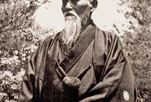 Ueshiba, the man / Morihei Ueshiba, O'Sensei, Aikido