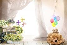çocuk odası fon