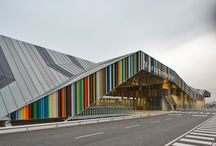 supermarket architecture