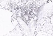 My drawing!