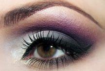 eyeshadow / by Kaesi Howard