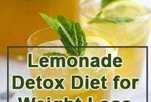 detox water..