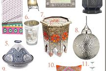 Moroccan conservatory