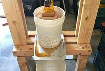 cider beer press