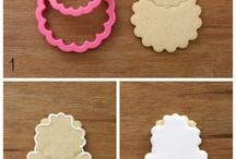 Decorated Cookies - Animals