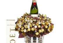 Chocolate Bouquets / Our Variety of delicious Chocolate Bouquets!