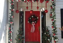 christmas decorations / by Michelle Kelly