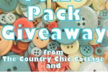 GIVEAWAYS/Contests