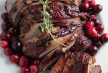 Christmas food / by Louise Hutchings