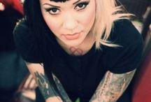 Tattoos / Love some arts on skin