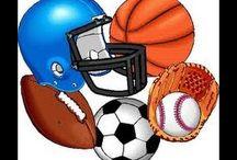 Sports Theme DIY Preschool  / Cullen's Abc's DIY Online Preschool at CullensAbcs.com