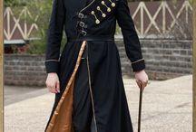 民族衣装 男