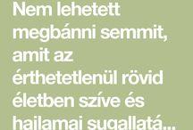 Márai Sándor idézetek