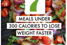 Easy meal low calorie