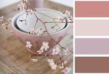 Patterns: palettes de couleurs