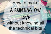 How to paint a Picture you love