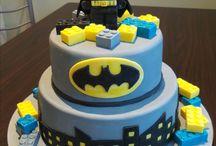 lego batman cakes