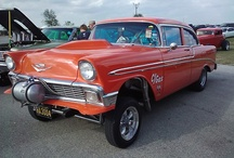 56 Chevy / by Onlinenow LLC