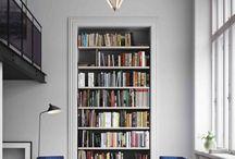 boekenkastidee woonkamer