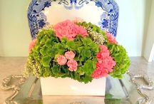 my floral designs..