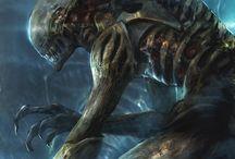 Aliens/Predator
