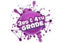 3rd & 4th Grade / Helpful hints for all SPLAT 3rd and 4th Grade teachers.