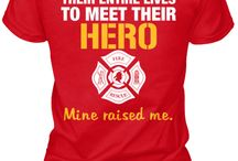 firefighter / by Ronda Layton Hauser