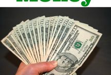 $ Money $ / Alternative ways to make money, budgeting, and saving money