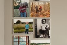 Awesome ideas around the photos / Cool ideas how to use and display the photos and decorate your house or wedding place