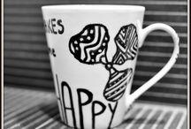 my handmade mugs