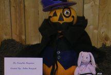 Barron's storybook pumpkin