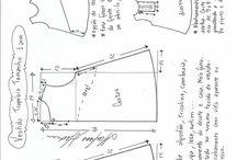 tipare masuri rochite