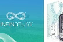 Infinatura / Cura oil, blend of 8 luxurious natural oils that combine to make a anti anti aging skin, nails and hair oil