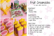 Popsicles and Smoothies