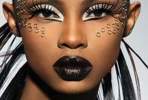 Maquillage fantastique