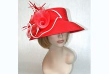 Hats I wish I could wear / by Sally Blake