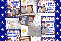 Elementary Social Studies / Lessons and activities for elementary social studies teachers.