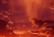 """tramonto / il sole va via forse """"solo se c era """""""